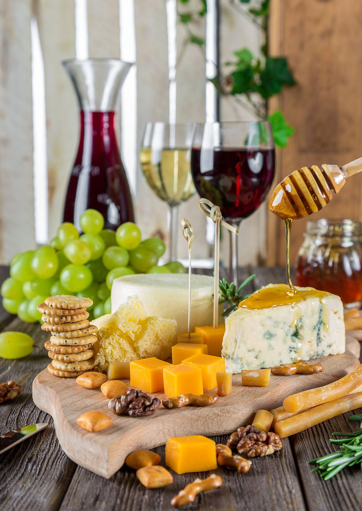 Shavuot Dishes - Wine Pairings