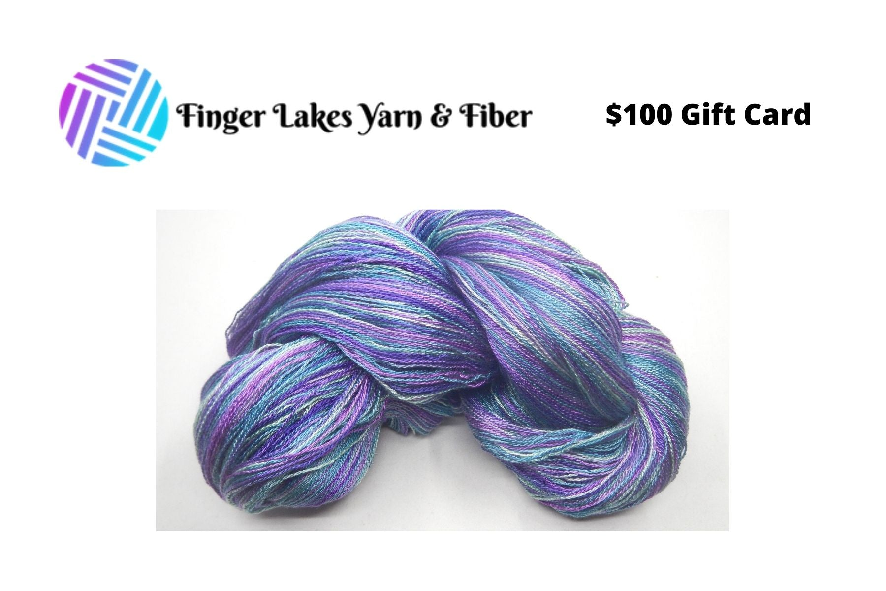 Finger Lakes Yarn & Fiber Gift Card