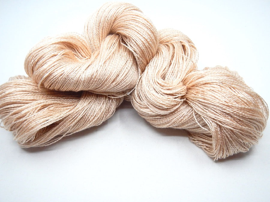 Aloe Tencel Weaving Yarn - Undyed