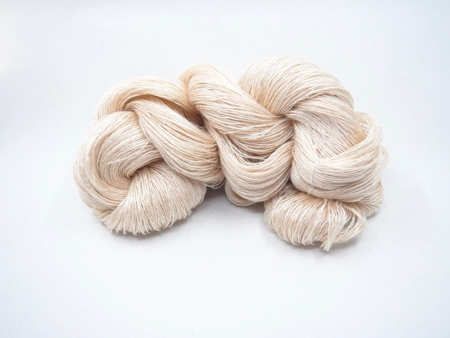 Peppermint Tencel Yarn - Undyed