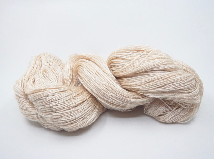 Green Tea Modal Weaving Yarn - Undyed (Out of Stock)