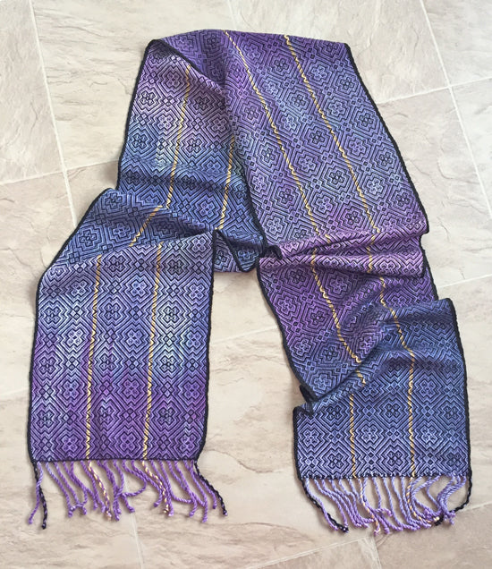 Gallery Item - Second Wind Weaving Scarf