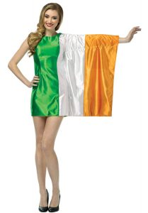 Ireland Flag Dress