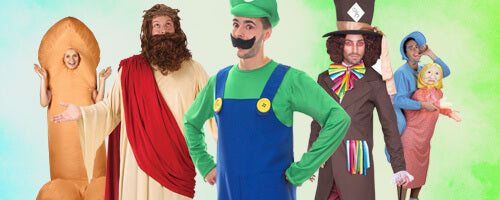 Popular costumes for him
