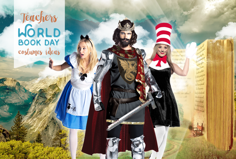 teachers 2017 world book day costumes