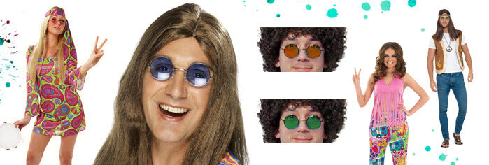 Hippie Costumes and Accessories