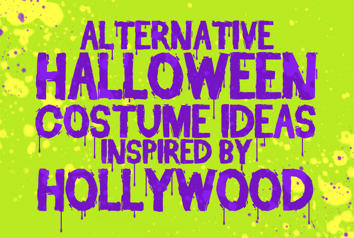Halloween Costume Ideas Inspired by Hollywood
