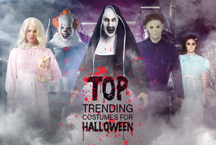 Top Trending Halloween Costumes 2018