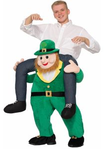 Piggy Back Leprechaun