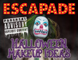 5 Halloween Makeup Ideas