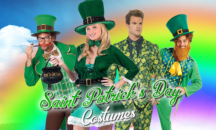 St. Patrick's Day | Escapade Fancy Dress & Costumes