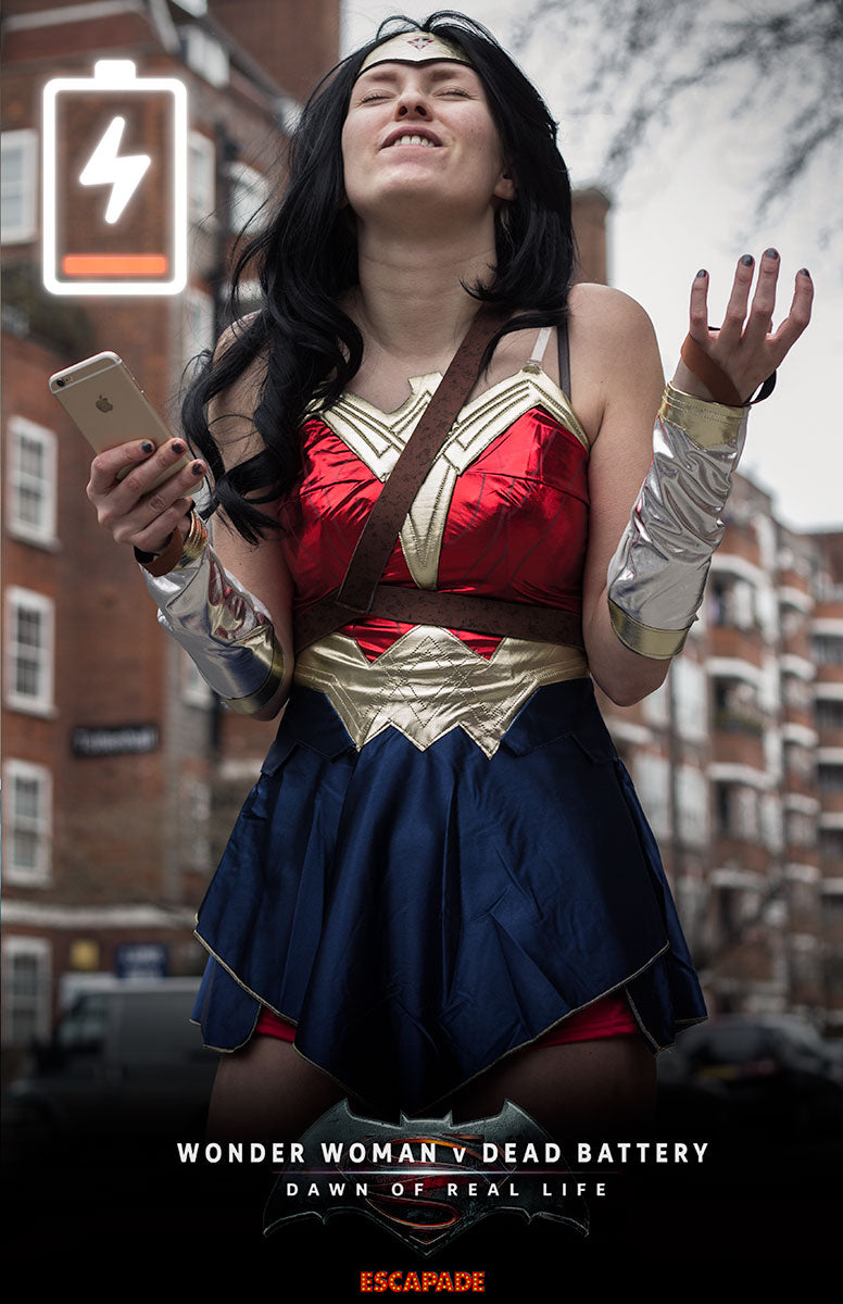 Wonder-woman-vs-DEAD-BATTERY