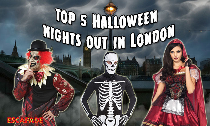 top 5 nights out in london
