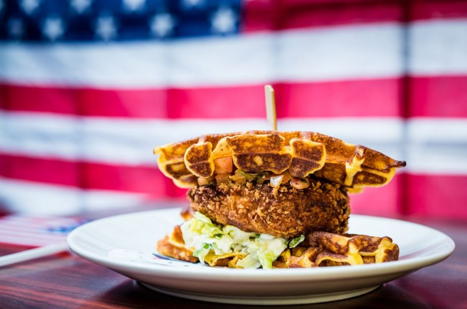 The Diner's Waffle Gobbler