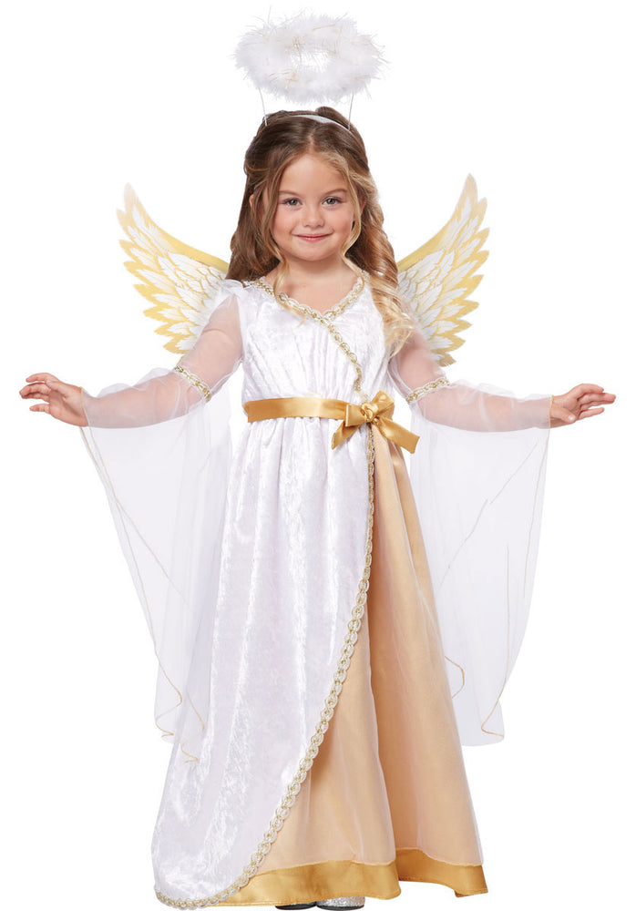 Guardian Angel Toddler Costume