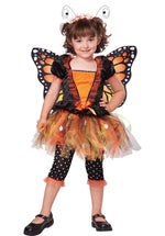 Magnificent Monarch Toddler Costume