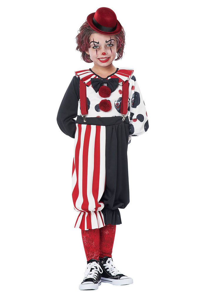 Kreepy Klown Unisex Toddler Costume