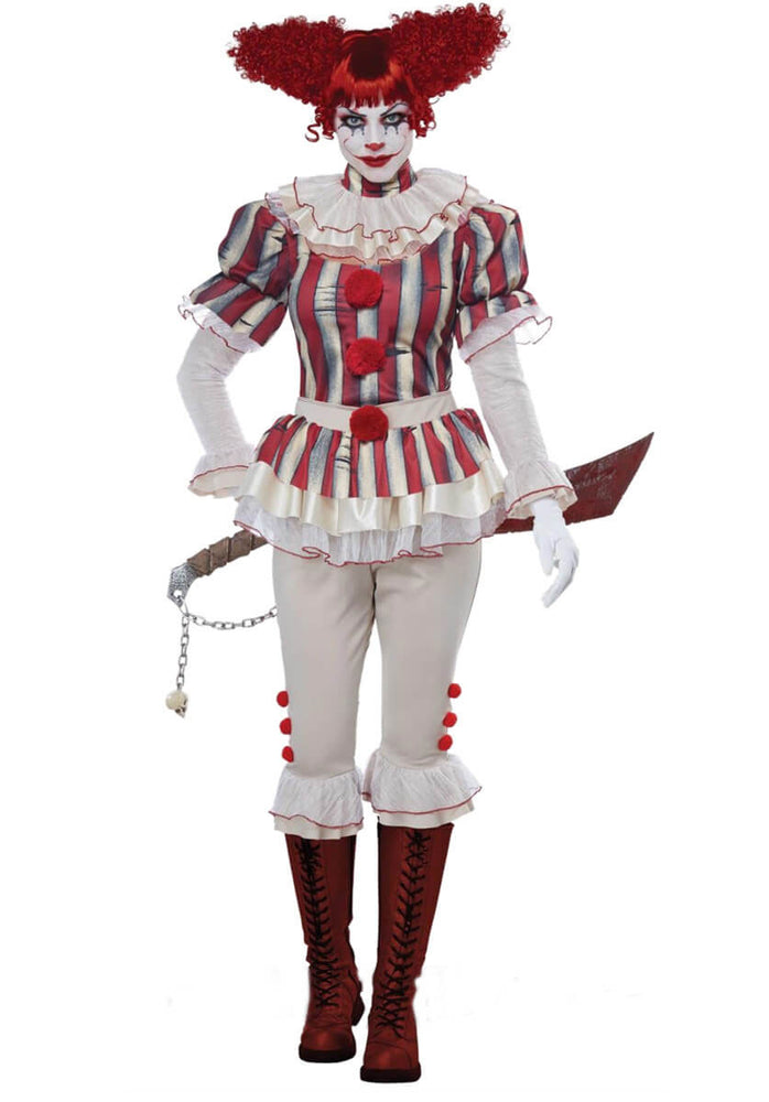 Sadistic Clown Costume