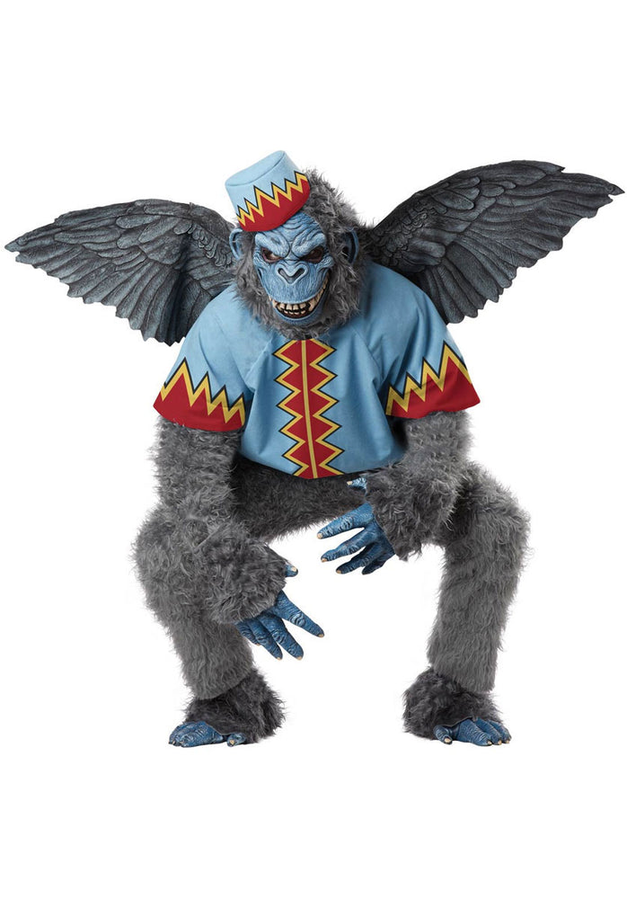 Scary Flying Monkey Costume, Wizard of Oz