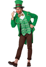 Charming Lucky Leprechaun Costume