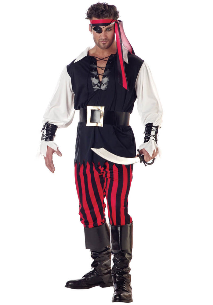 Pirate Cutthroat Costume