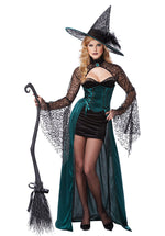 Enchantress Adult Costume, Sexy Witch Fancy Dress