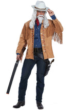 Buffalo Bill Wild West Showman Costume