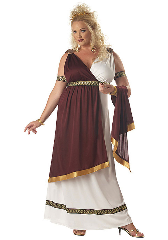 Roman Empress Costume - Plus Size