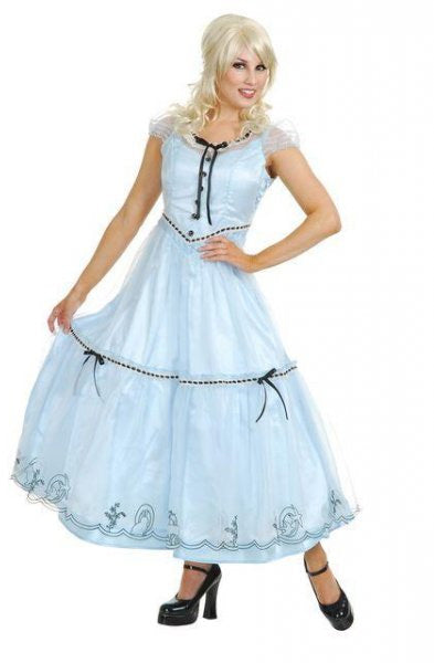 Screen Alice Fancy Dress Costume
