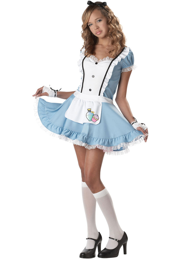 Alice In Wonderland Tween Costume