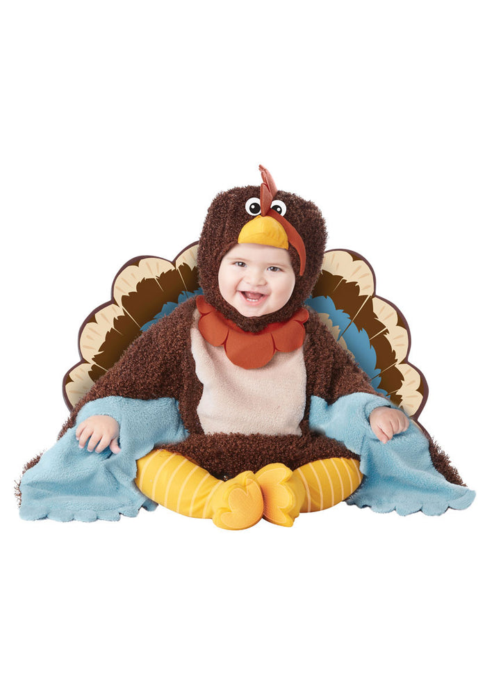 Toddler Plush Turkey Costume