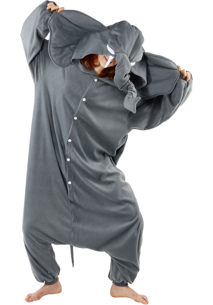 Elephant Onesie by Bcozy, Elephant Fancy Dress Costume