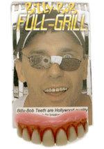 Billy Bob Full Grill Teeth - Tobacco