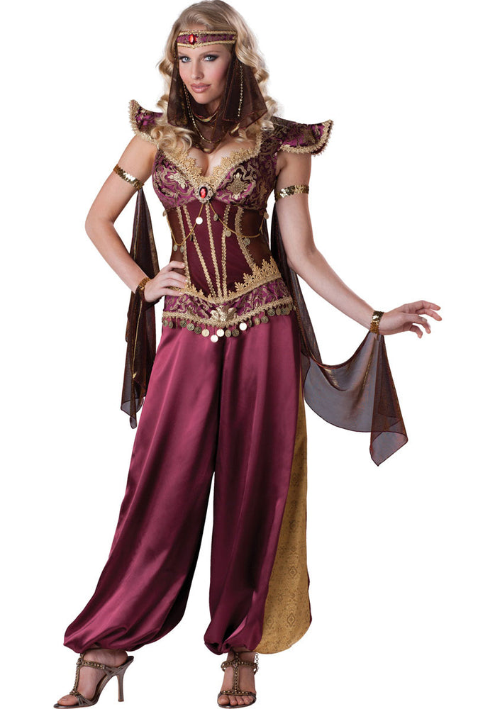 Desert Jewel Costume, Ladies Fancy Dress