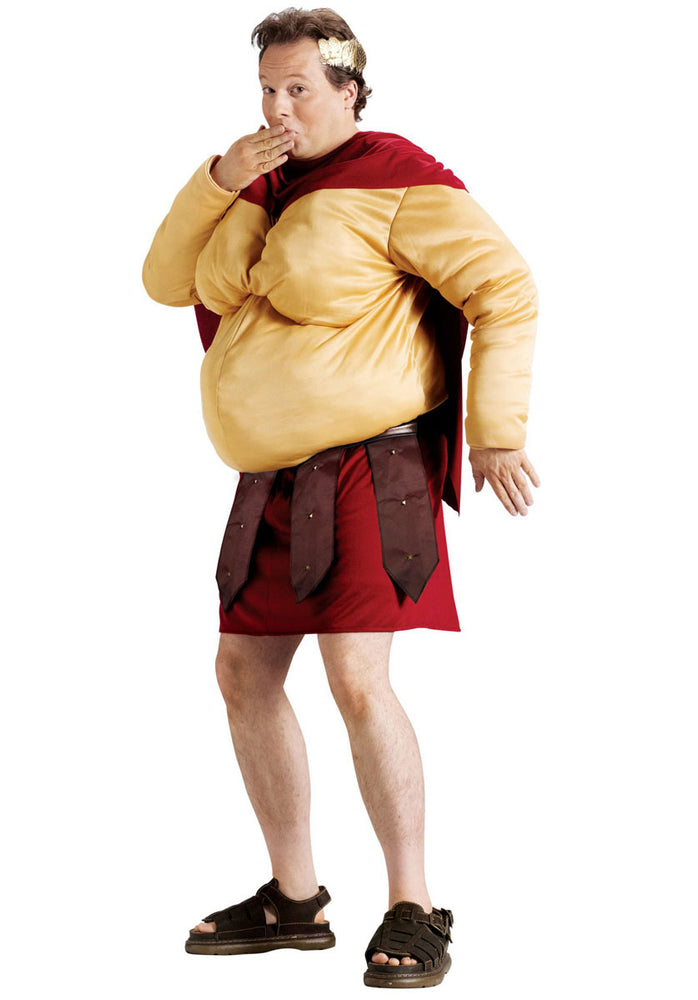 Fatty Fart-I-Cus Costume, Roman Style Fancy Dress