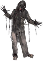 Zombie Costume for Adults Unisex