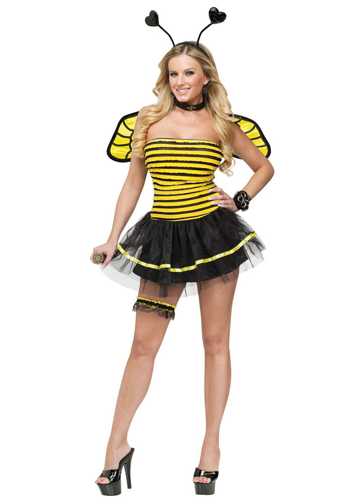 Busy Bee Fancy Dress Animal Costume