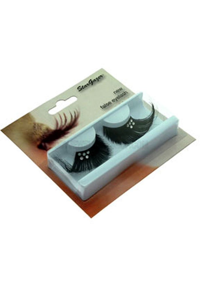 Diamond Black Eyelashes
