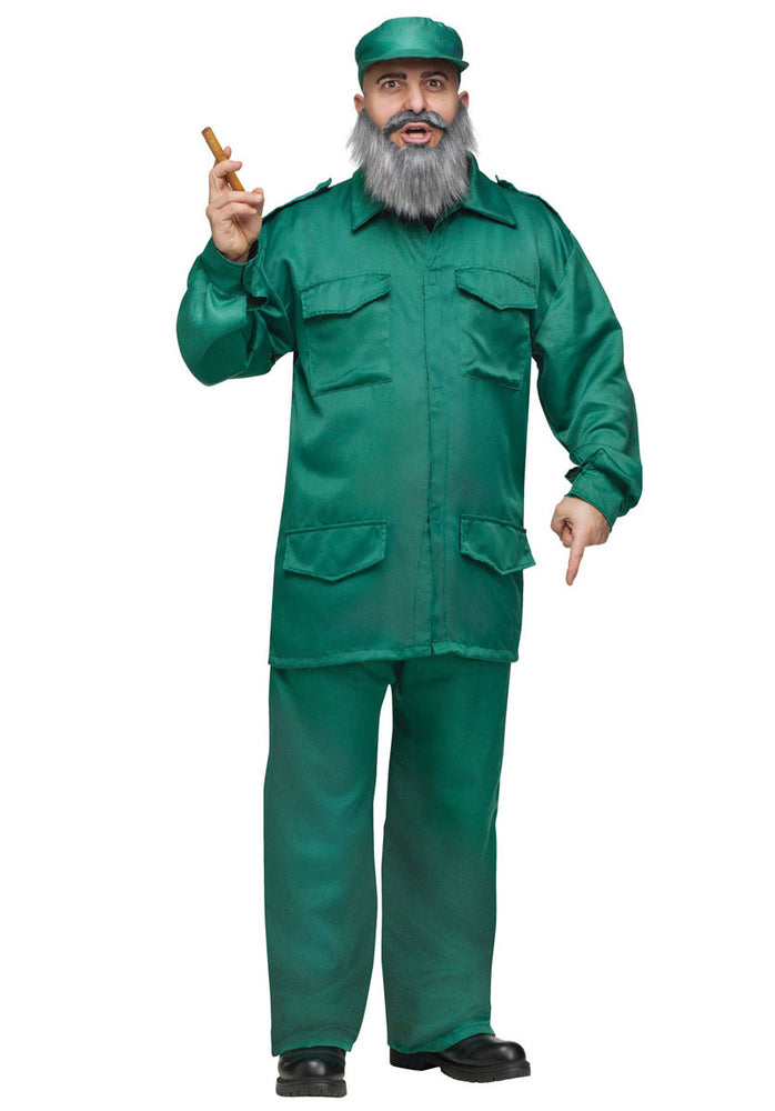 Fidel Costume, Historical Fancy Dress