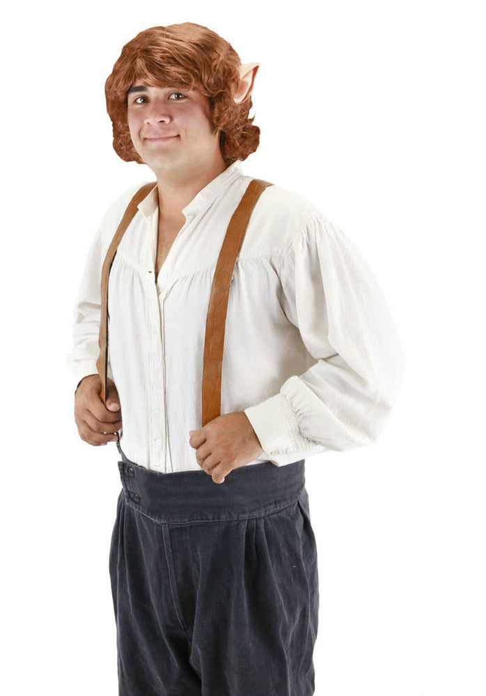 The Hobbit, Bilbo Baggins Wig with Ears