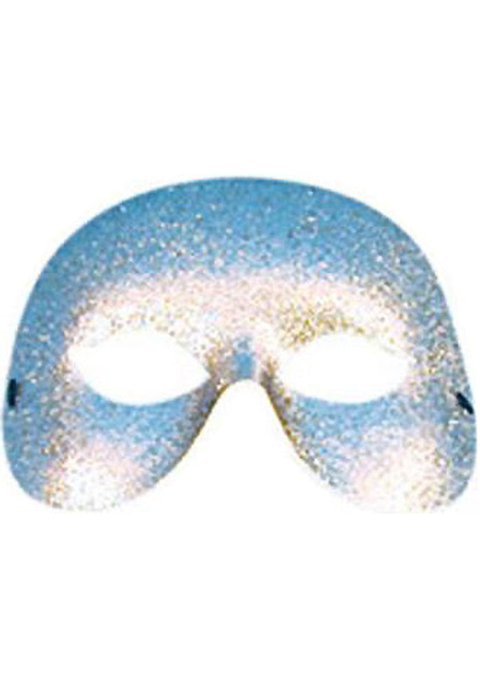 Cocktail Silver Glitter Eye Masks