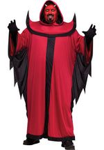 Prince of Darkness Costume, Satan or Lucifer Fancy Dress