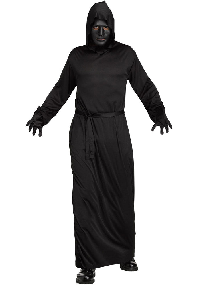 Haunted Faceless Ghoul Creepy Halloween Costume