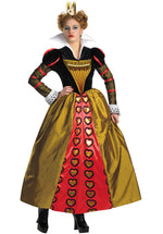 Red Queen Deluxe Costume