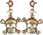 Earrings Skull