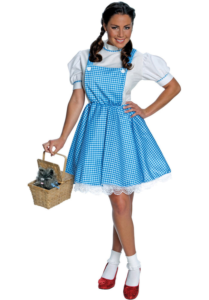 Dorothy Costume - Wizard Of Oz Fancy Dress