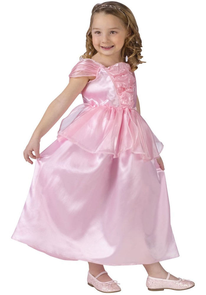 Pink Princess Toddler/Child Costume