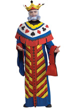 Playing Card King Costume