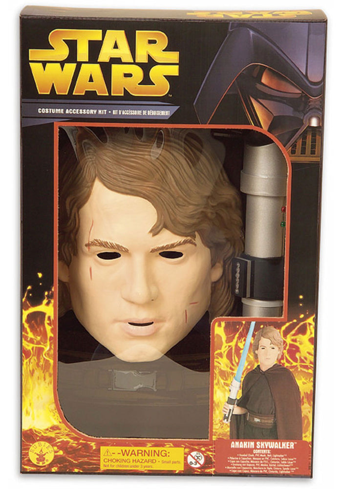 Anakin Child Accessory Kit - Star Wars