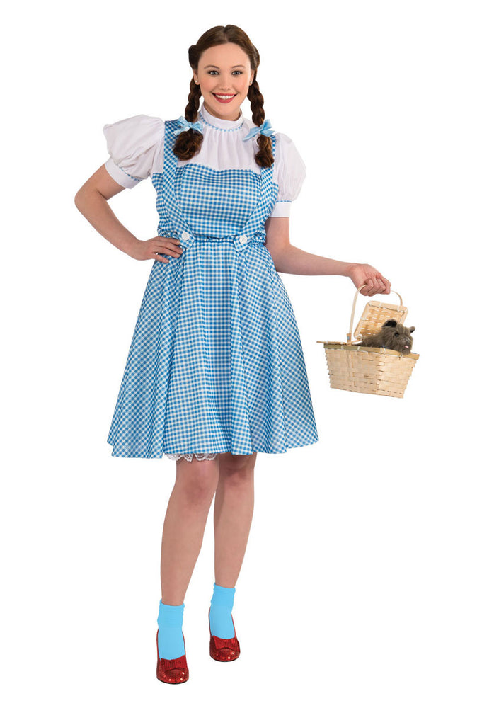Dorothy Costume, Plus Size